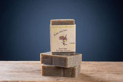 Savon vanille Bulle des Iles 2