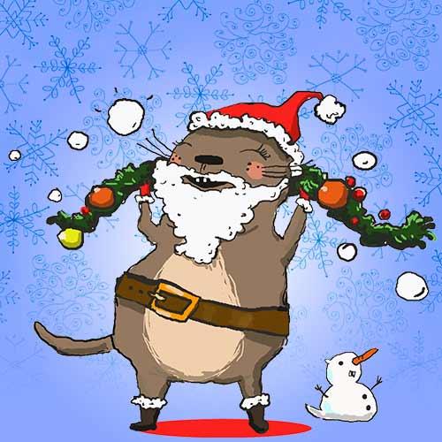 Savon Cannelle Avocat Bulle de Noël